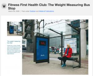 Werbung in deiner Gewichtsklasse
