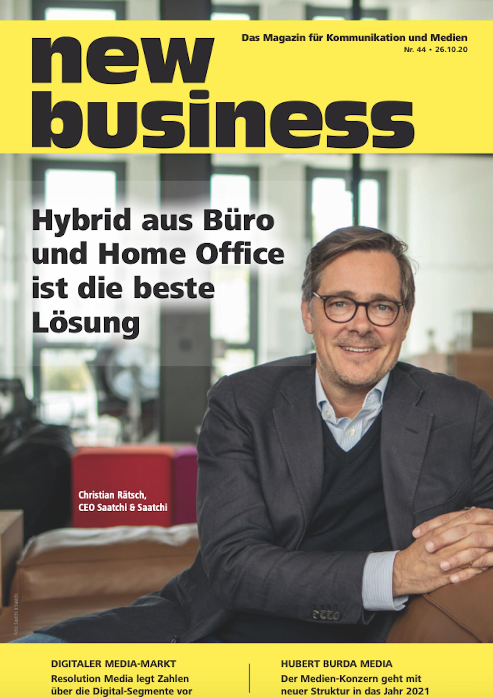 Hybrid aus Büro und Home Office ist die beste Lösung